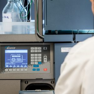 HPLC Waters Alliance