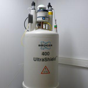 NMR Bruker 400MHz