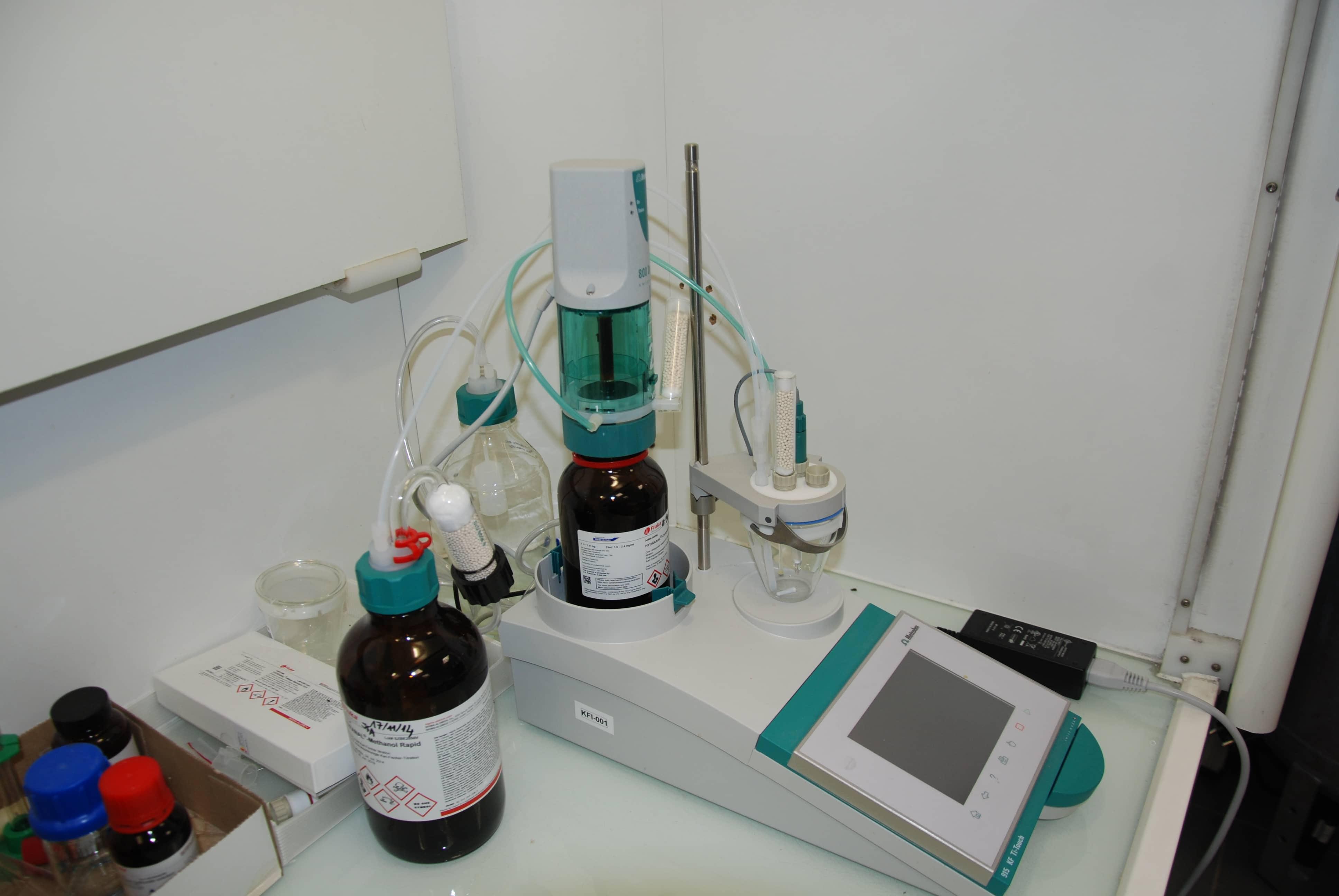 Analytical Services Equipment- AtlanChim Pharma