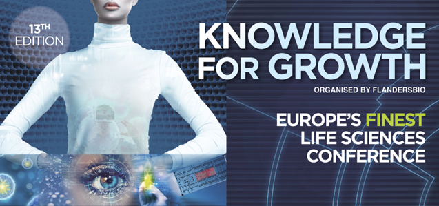 Knowledge for Growth- GHENT (BELGIUM) - AtlanChim Pharma